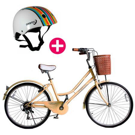 Combo-Bicicleta-vintage---Casco