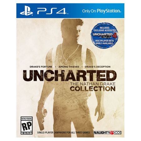 juego-ps4-konami-uncharted-collection