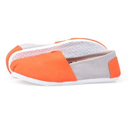 Alpargata-Color-Nino-Orange