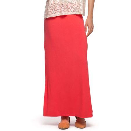 falda-larga-crepe-red