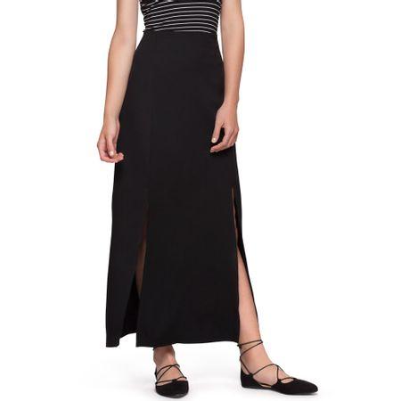 falda-larga-crepe-black