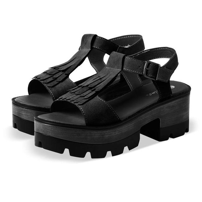 Sandalia-Flecos-Plataforma-Negro