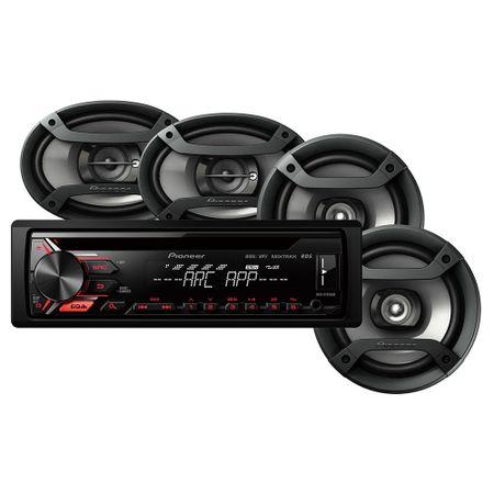 radio-auto-pioneer-dxt-x1969ub-con-parlantes