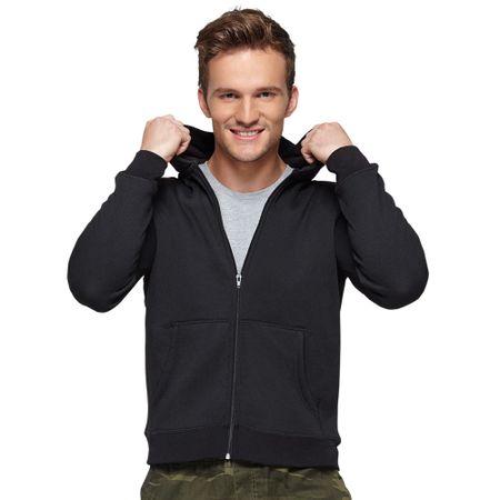 Poleron-Full-Ziper-Hood-Black