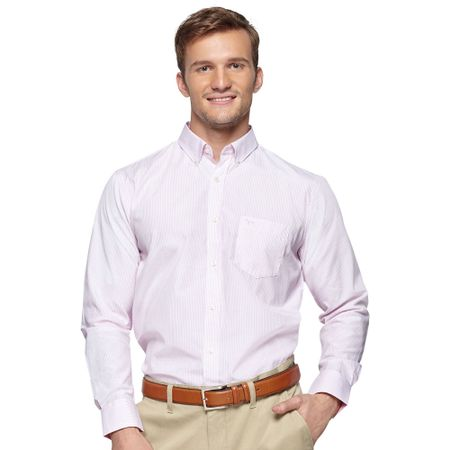 Camisa-Sport-Lineas-Rose