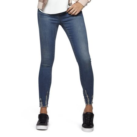 Jeans-Crop-Super-Skinny-Azul
