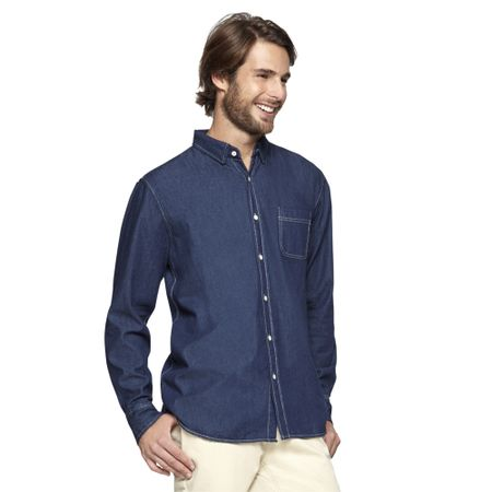 Camisa-Denim-Boton-Dk-Blue