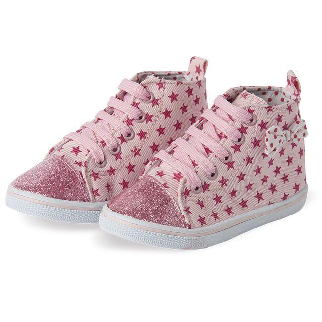 Zapatilla-nina-cana-star-rosado