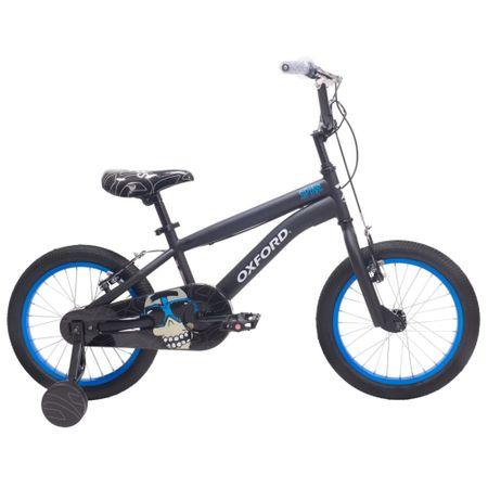 bicicleta-oxford-aro-16-spine-negro-azul-bf1619