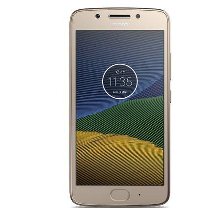 Smartphone-Motorola-G5-Dorado-Entel