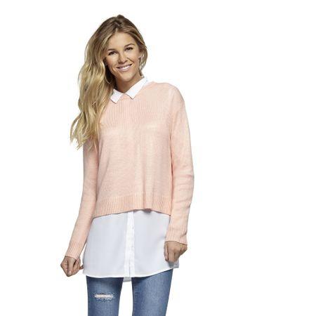 Sweater-Basico-Cuello-Redondo-Durazno