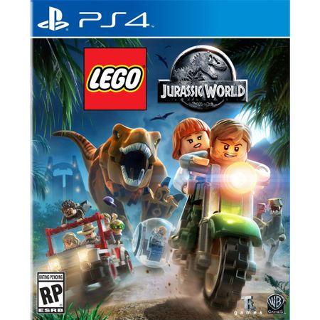 Juego-PS4-LEGO-Jurassic-World