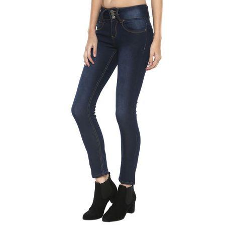 Jeans-High-Waist-Azul-