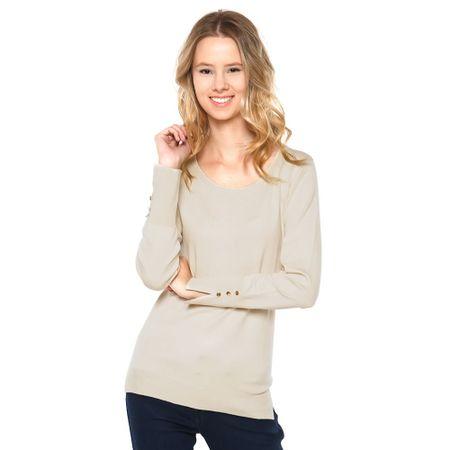 Sweater-Liso-White-Swan-