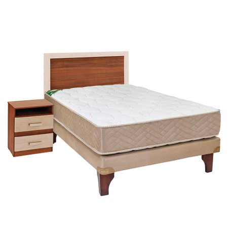 Cama europea for Futon cama 1 plaza y media