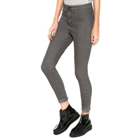 Jeans-High-Rise-Skinny-Gris-
