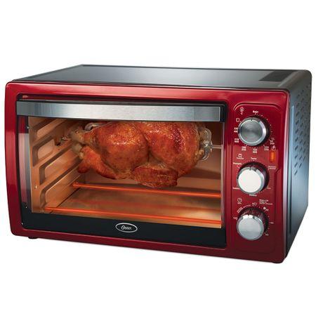 horno-electrico-oster-7032r-rojo-32-litros