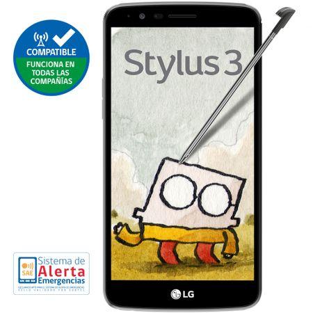 Smartphone-LG-STYLUS-III-Titan-Movistar