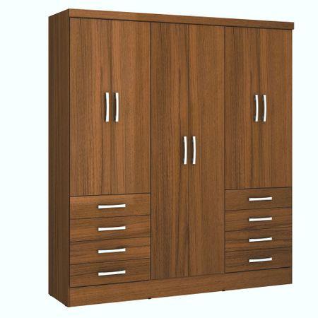 closet-6-puertas-8-cajones-caoba