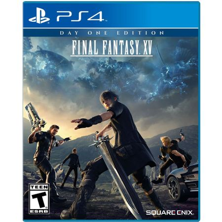 Juego-PS4-Final-Fantasy-XV-Day-One-edition