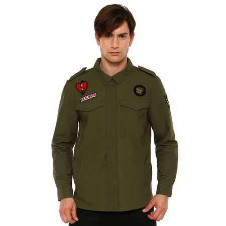 Chaqueta-Gabardina-Parches-Green-