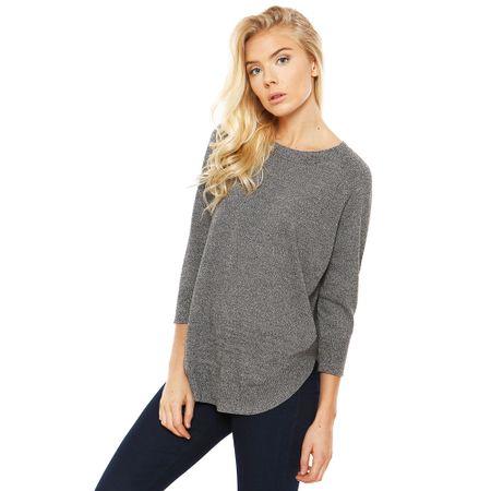 Sweater-Borde-Curva-Gris-Melange-