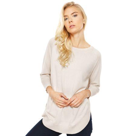Sweater-Borde-Curva-Beige-Melange-