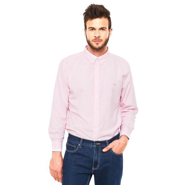Camisa-Oxford-Rosado-