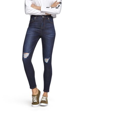 Jeans-Skinny-Destroyed-Hig-Rise-PVIII-Azul-Medio