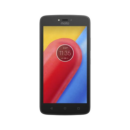 Smartphone-Motorola-C-Negro-Claro
