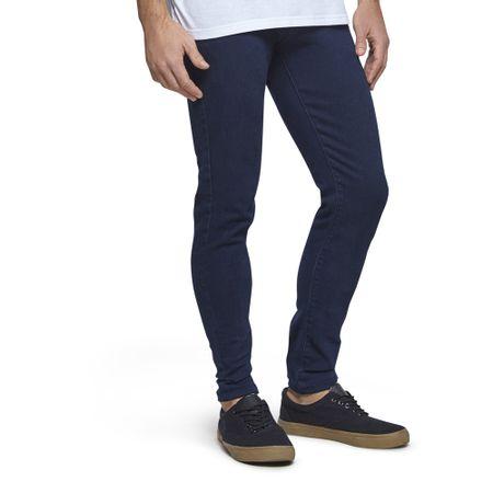 Jeans-Azul-Strech-Skinny-Raw-