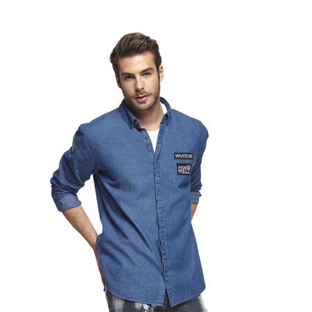 Camisa-Denim-Parches-DK-Blue-