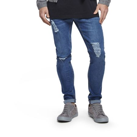 Jeans-Skinny-Destroyed-Rodilla-y-Bota-Blue-
