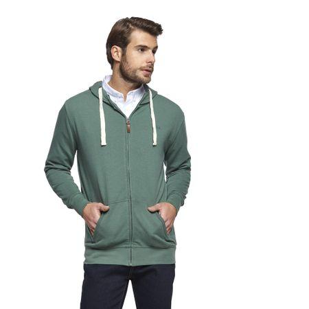 Poleron-Full-Zipper-Verde-