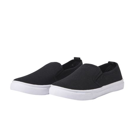 Zapatilla-Slip-On-Lisa-Lona-Negro-