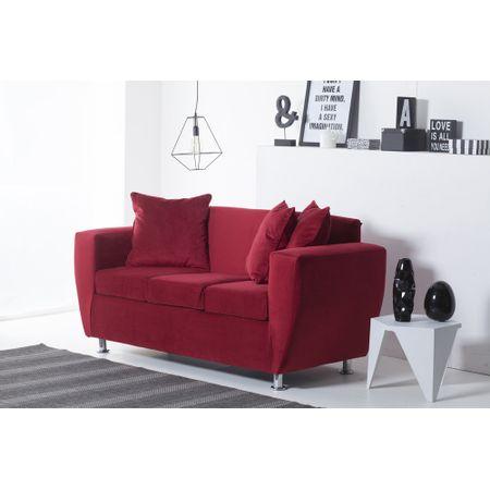 sofa-innova-mobel-chicago-felpa-burdeo