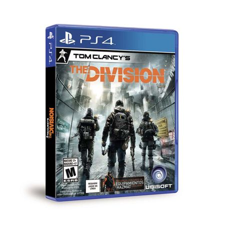Juego-PS4-Tom-Clancys-The-Division