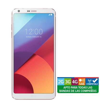 Smartphone-LG-G6-Mystic-White
