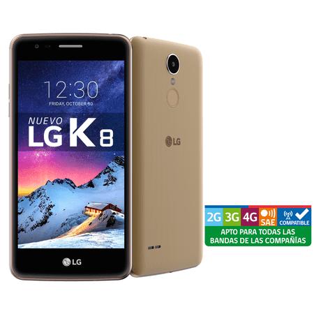 Smartphone-LG-K8-2017-Dorado-Movistar