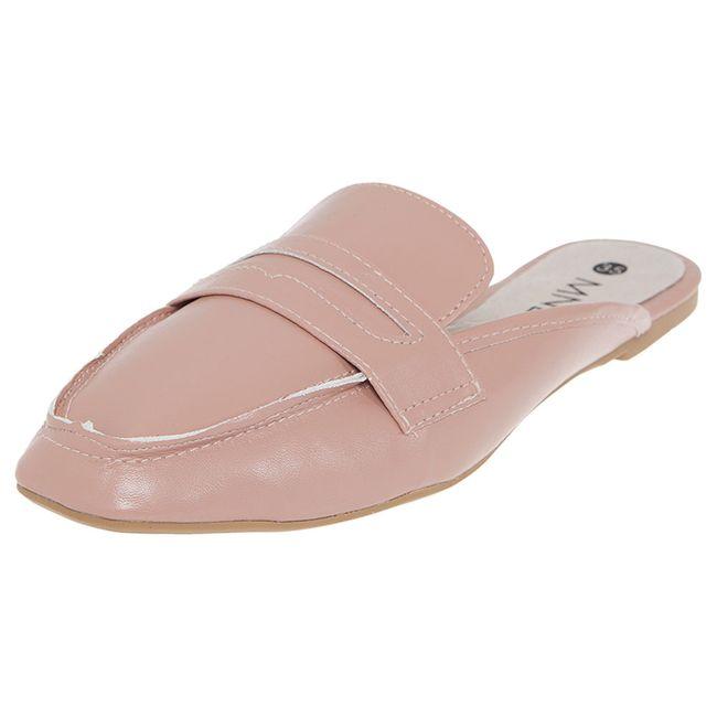 Zapato-Mujer-Mocasin-Sin-Talon-Rosado-