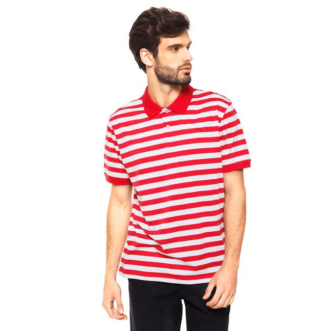 Polera-Jersey-Lineas-Bicolor-Red-