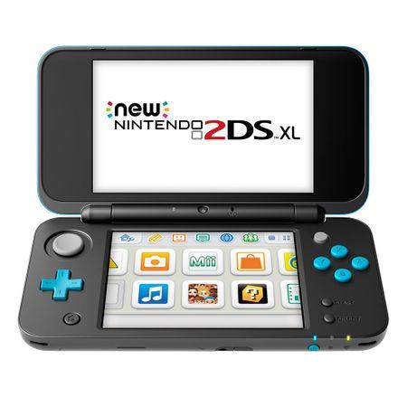 Consola-Nintendo-2DS-XL-LT2-Black-Turqoise