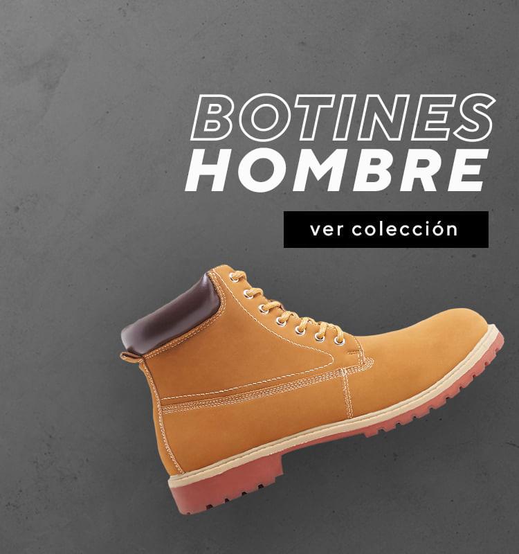 ce65bceb1b Hombre (56). Colecciones. Botines · Bototos · Zapatillas · Zapatos
