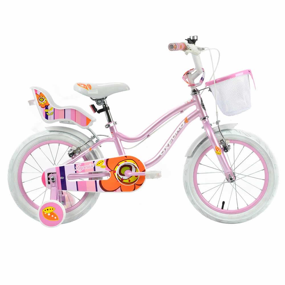 Bicicleta Aro 16 Imperial Fuccia Oxford Corona