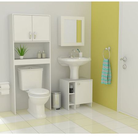 Botiquin---Mueble-Lavamanos---Mueble-Optimizador-Big-Bath-2-Blanco-
