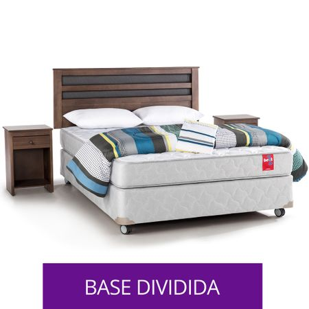Box-Americano-Base-Normal-2-Plazas-Rosen---Set-Textil---Set-de-Maderas-Tabor-