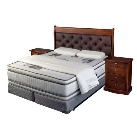 Box-Spring-Base-Normal-2-Plazas-Flex---Majesty-Almohadas---Plumon---Maderas-Munich-