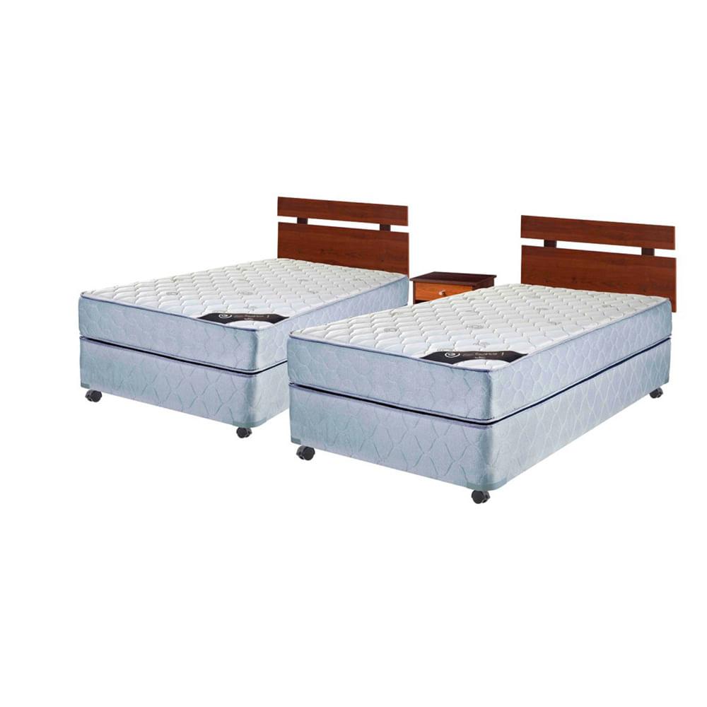 cama americana duplex 1 plaza cic corona