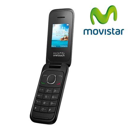Celular-Negro-Alcatel-