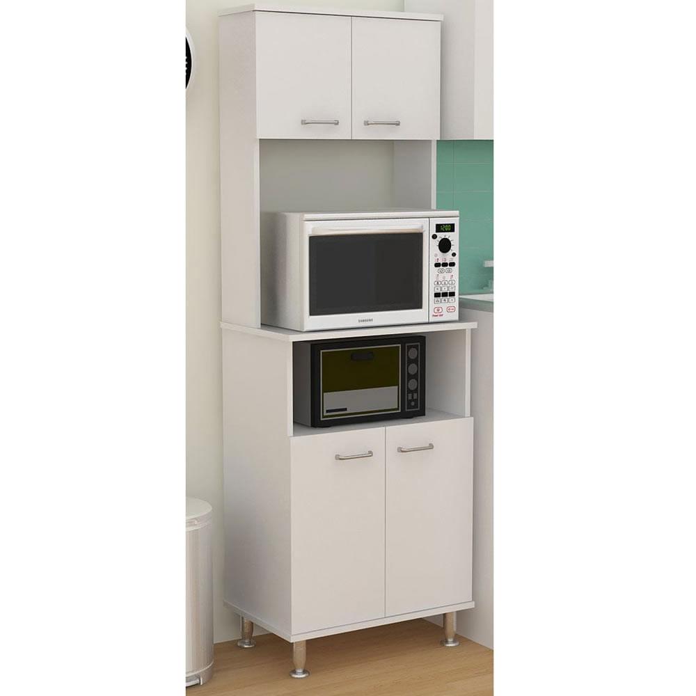 Mueble de cocina 54 blanco tuhome corona for Muebles de cocina 1 80m